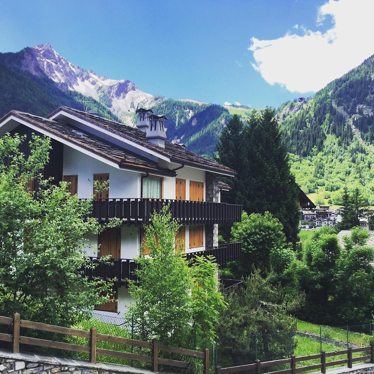 Case vacanza in montagna le 5 localit top for Prezzi case giapponesi