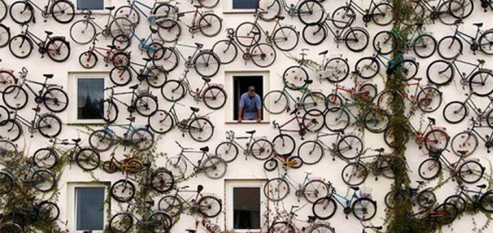 condominio ciclisti