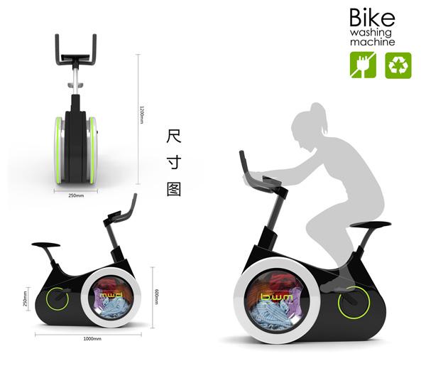 cyclette lavatrice 4