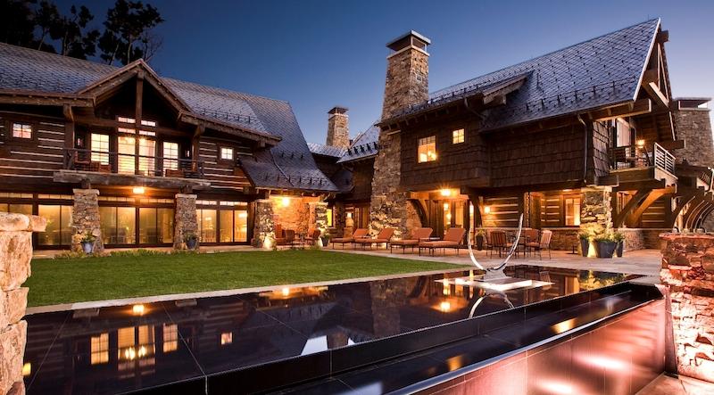 Le 10 case pi costose del mondo for Case in stile ranch da milioni di dollari