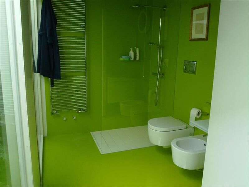 resina in bagno - Casa.it