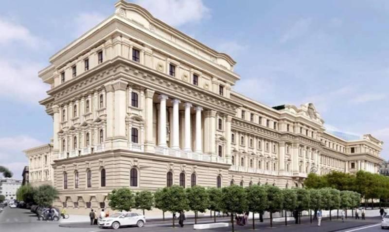 Design Hotel Il Berg Luxury Hotel Di Roma : Roma il palazzo della zecca diventerà un hotel superlusso