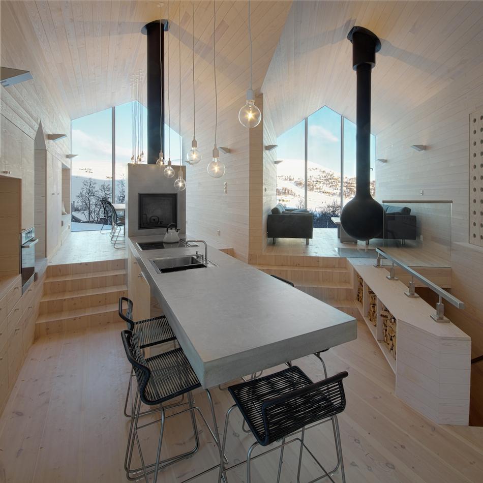 Arredamento interni case di montagna : arredamenti interni case di ...