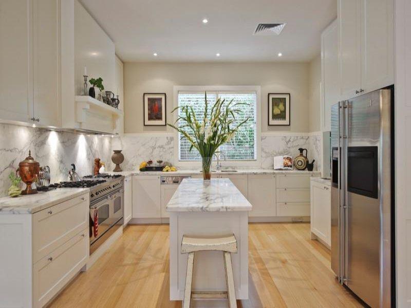 Le cucine da masterchef nelle case delle star for Piani di fattoria moderna piccoli