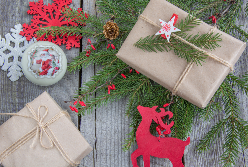 impacchettare regali natale
