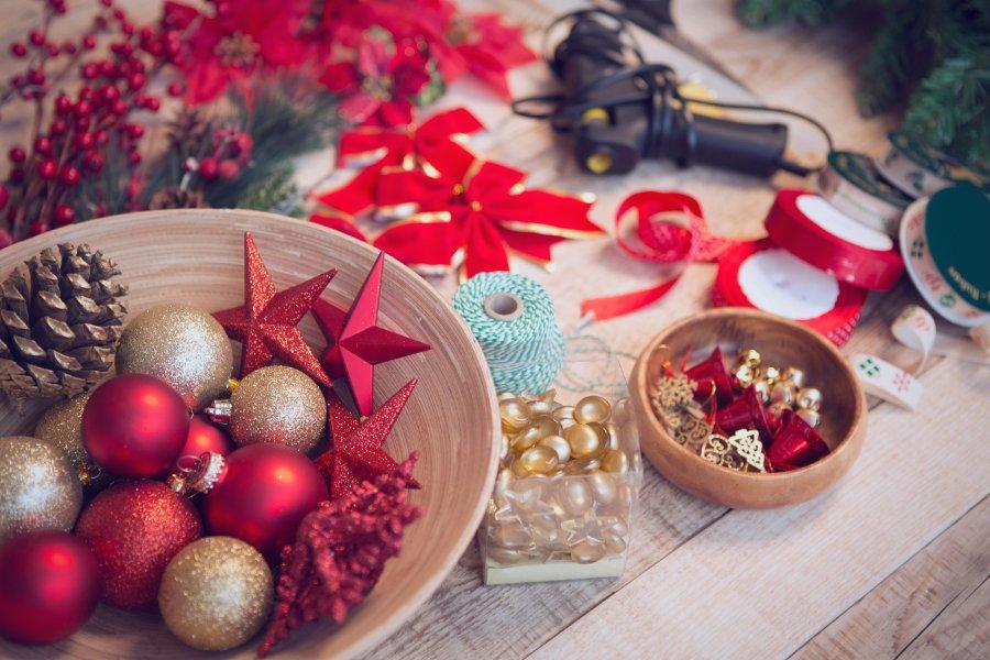 Decorazioni Per Casa Natalizie : Decorazioni di natale in feltro foto tempo libero pourfemme