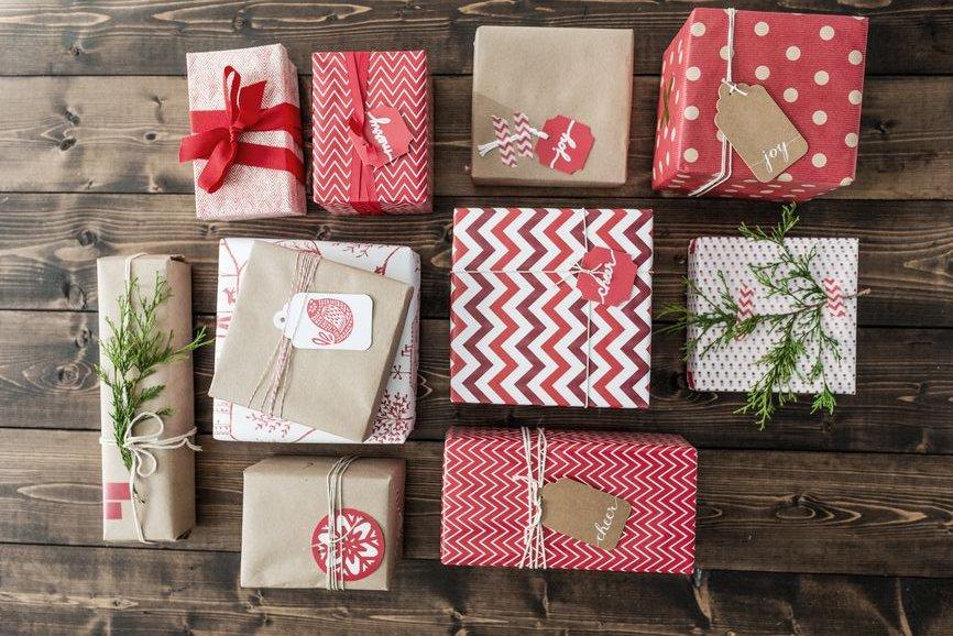 Rendere unici e speciali i pacchetti regalo - Regalos originales para la casa ...