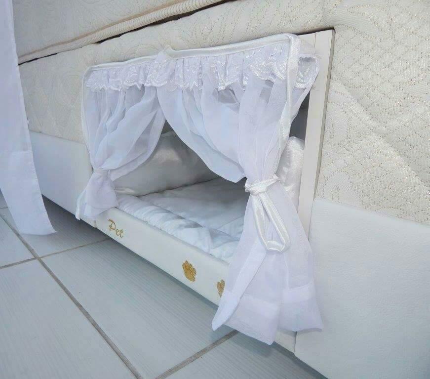 Il letto per dormire con fido la cuccia nel materasso - Letto venezia per dormire ...