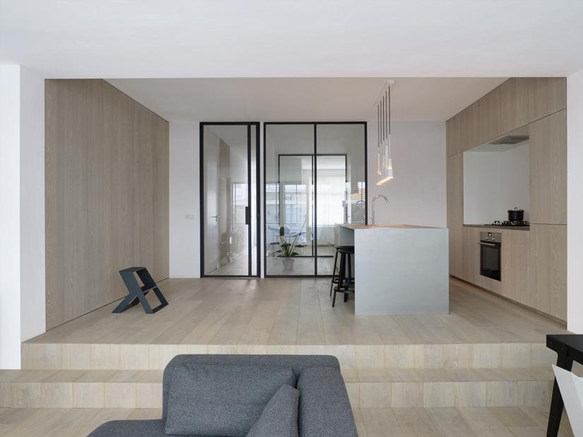 La vera essenza di una casa di 80 mq - Progetto casa 80 mq ...