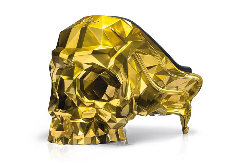 poltrona oro