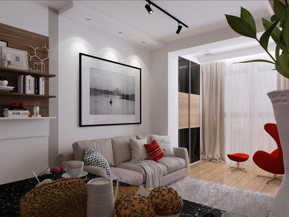 Arredare 30 mq con stile ed energia for Arredare piccolo appartamento