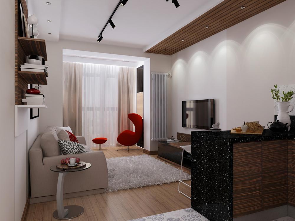 Arredare 30 mq con stile ed energia for Arredare appartamento