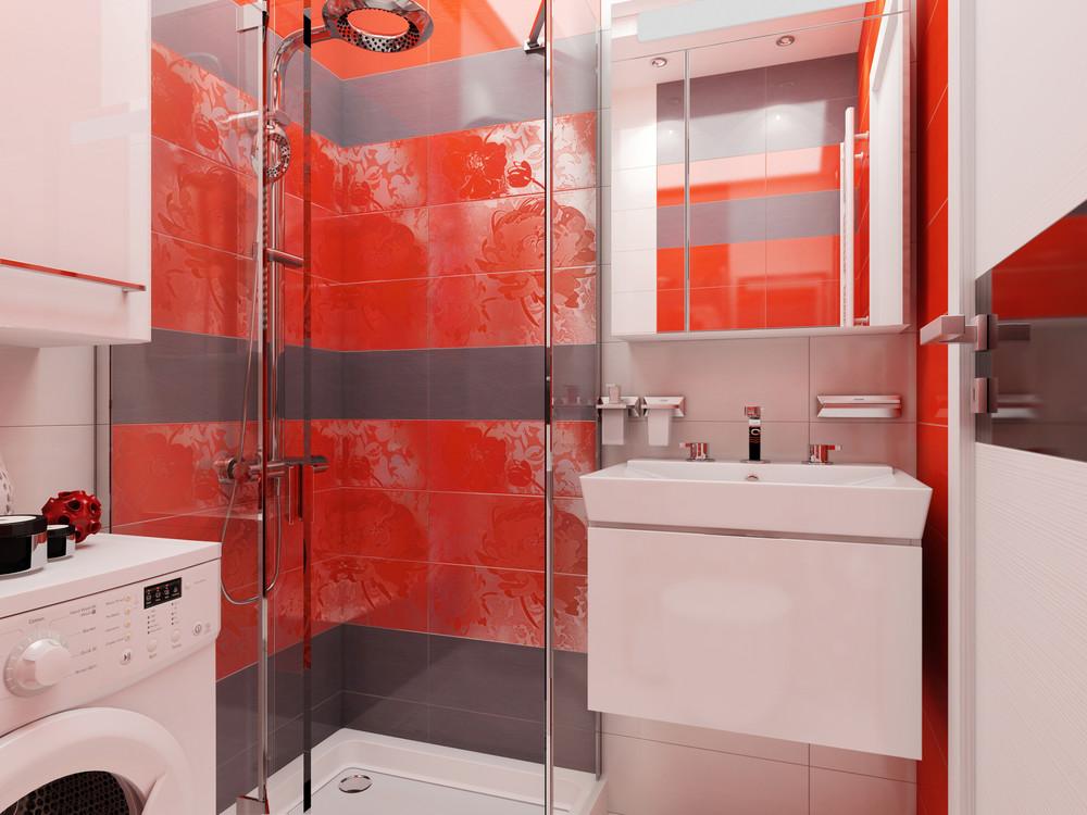 Arredare 30 mq con stile ed energia - Arredare bagno 4 mq ...