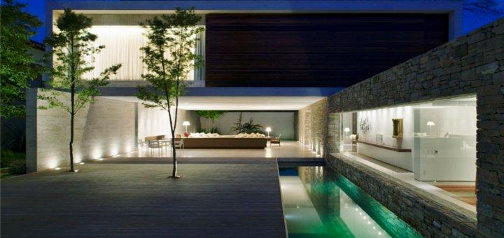 Case da sogno una villa perfetta for Case da architetto
