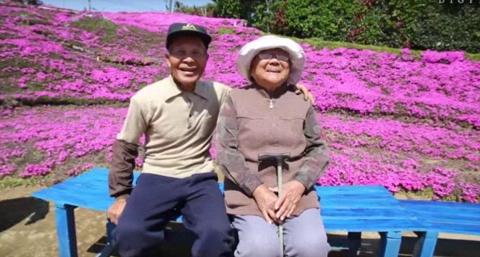 coppi a giardino fiorito