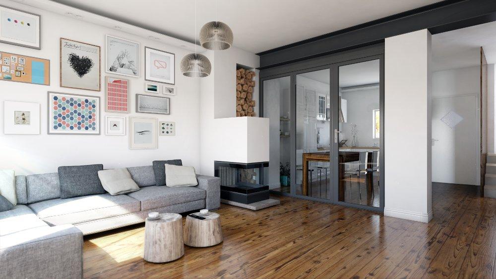 Rinnovare casa online un progetto originale e di stile for Arredamento originale casa