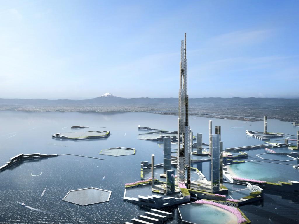 grattacielo più alto del mondo sky mile tower
