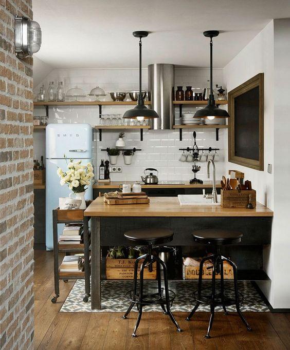 Molto Le nuove tendenze d'arredamento per la cucina - Casa.it IZ56