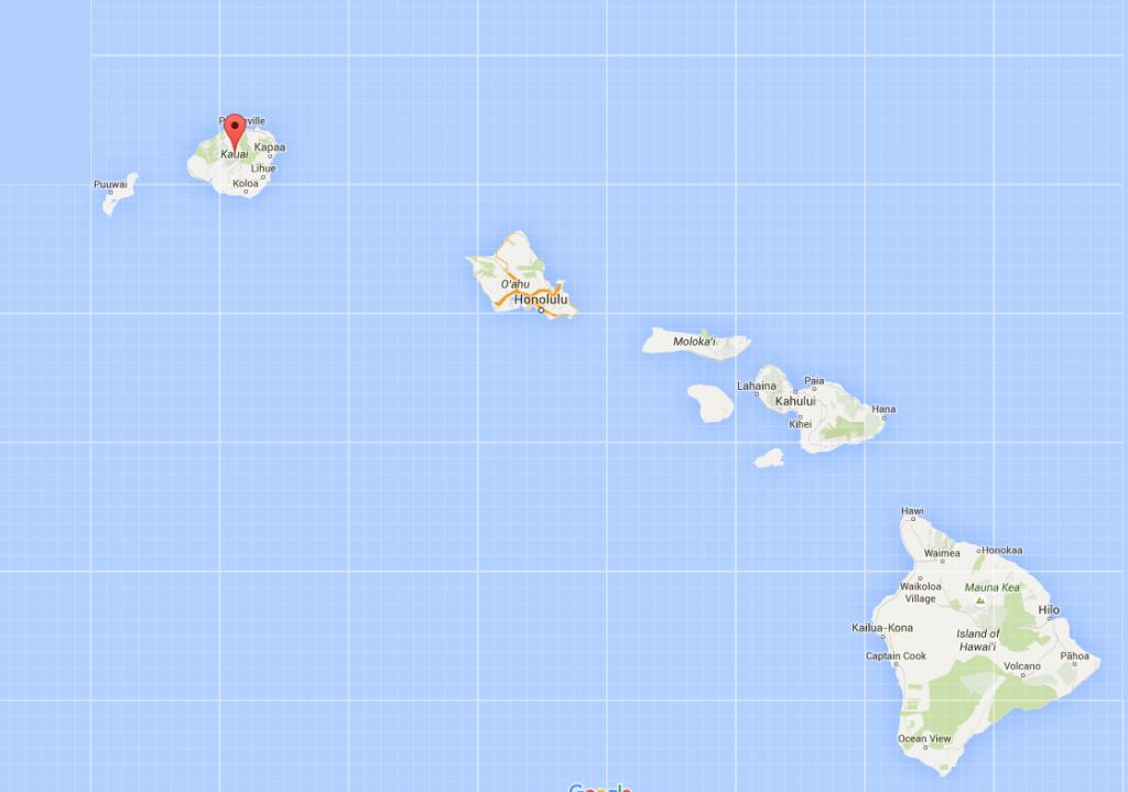 kauai isola