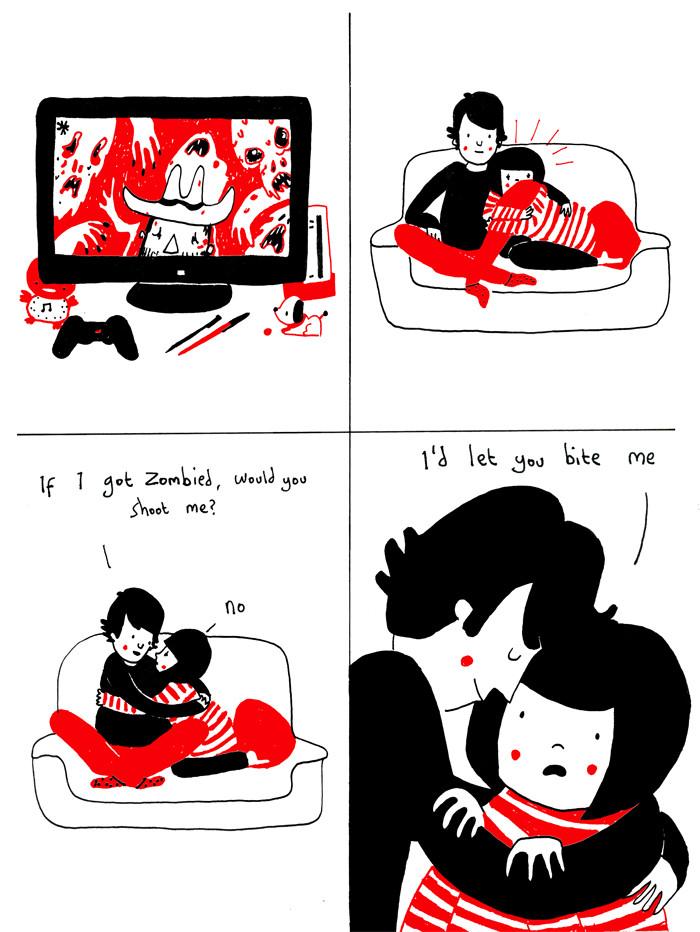 Amore ai tempi delle bollette e dei dvd