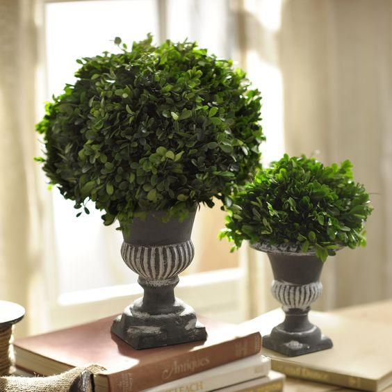 Le piante finte in casa solo se for Piante artificiali milano