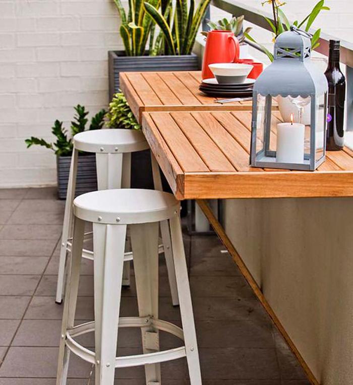 21 idee per arredare un piccolo balcone - Casa.it