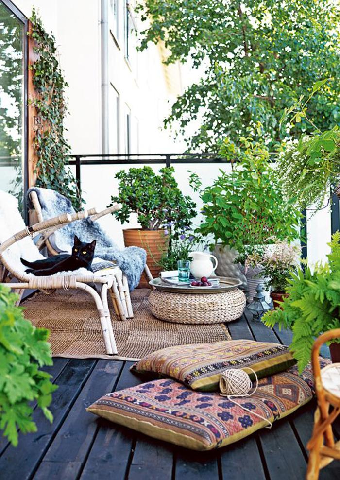 21 idee per arredare un piccolo balcone - Casa arredare idee ...