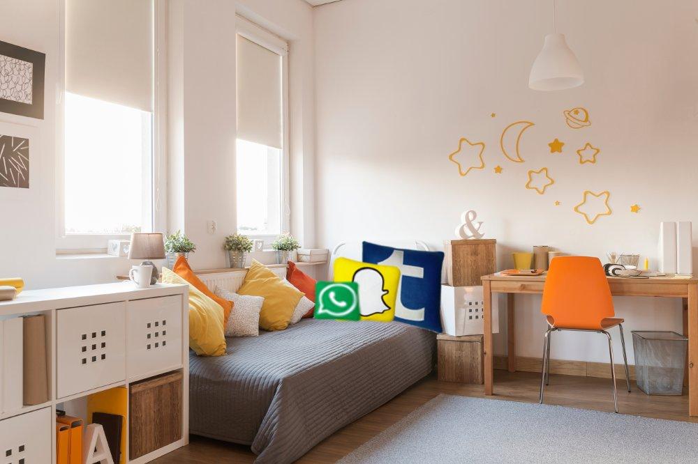 Camere Tumblr Idee : Se i social fossero stanze casa.it