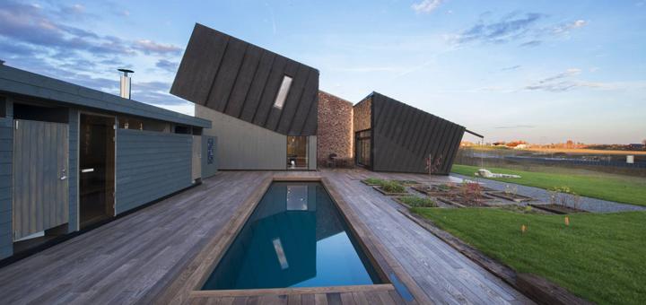 La casa a impatto zero completamente autosufficiente for Case in vendita norvegia