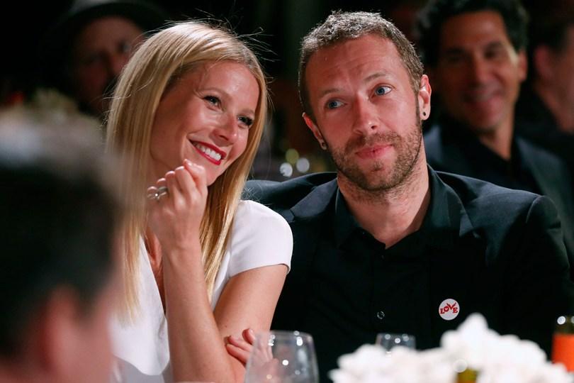 chris martin e gwyneth