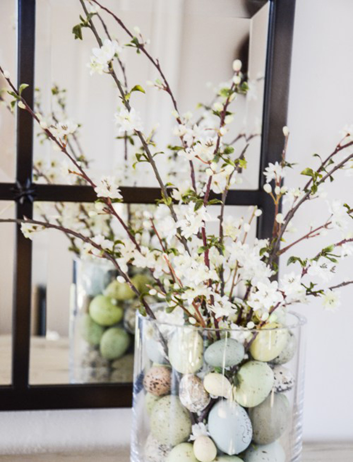 7 bellissime decorazioni di pasqua for Decorazione di casa