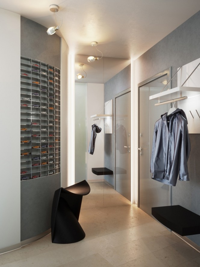 ingresso mini appartamento