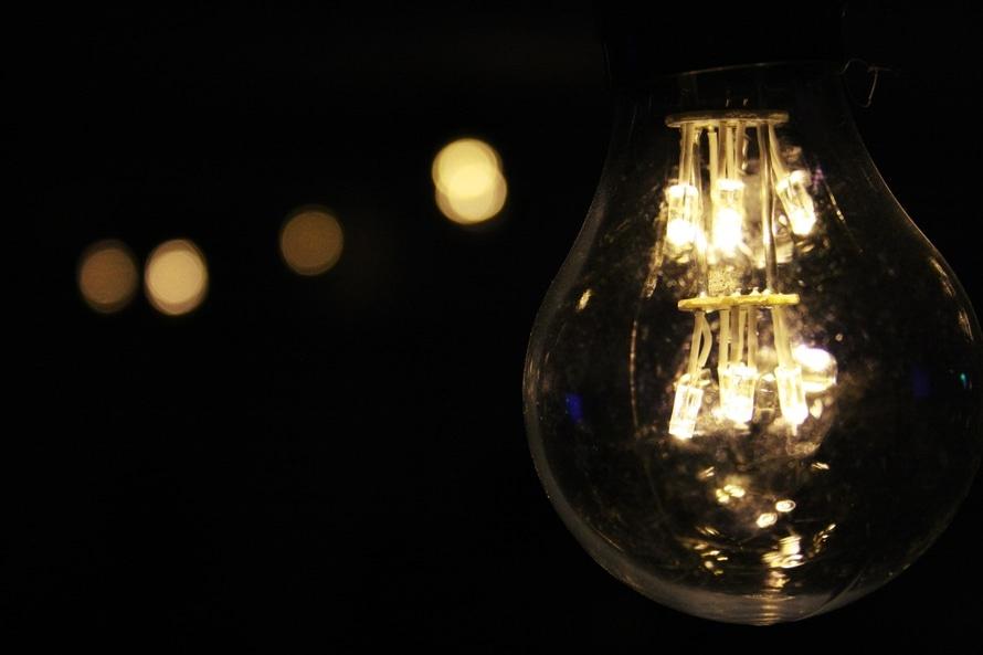illuminare una stanza buia