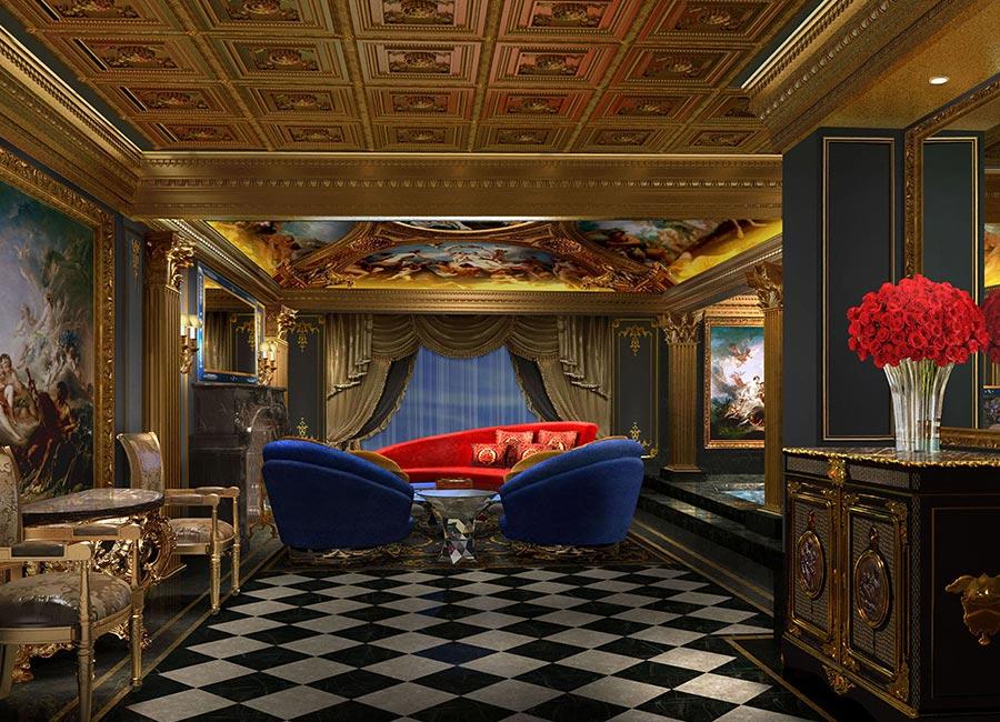 Camere Dalbergo Più Belle Del Mondo : Camere d albergo più belle del mondo: hotel con design innovativo