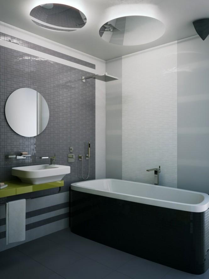 mini appartamento bagno