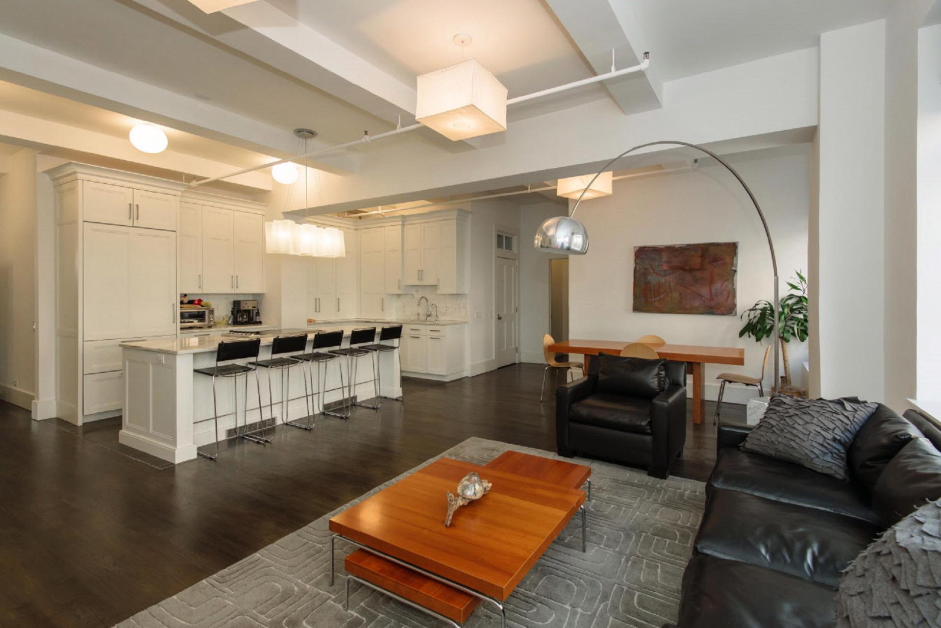 In affitto da richard gere per 18mila euro al mese for Affittare appartamento a new york