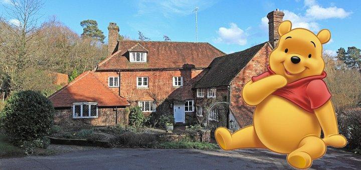 In vendita la villa dove nacque winnie the pooh - Cucina winnie the pooh ...