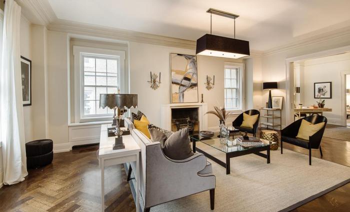 Uma thurman vende l 39 elegante appartamento di new york for Piani di casa di new orleans