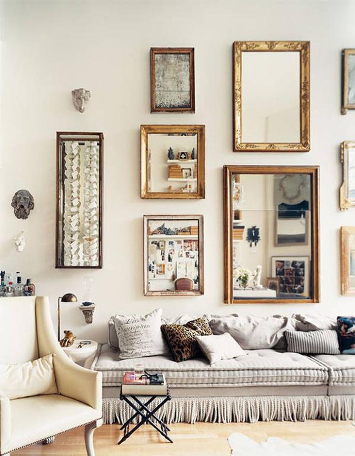 Arredare casa con gli specchi - Specchi in casa ...