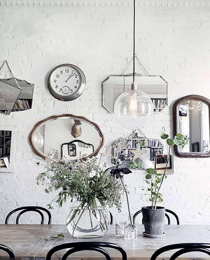 Arredare casa con gli specchi - Specchi pubblicitari vintage ...