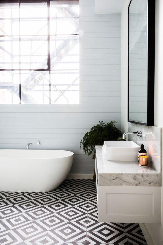 Le nuove tendenze per l'arredo bagno   casa.it