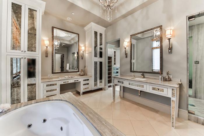 bagno en suite britney