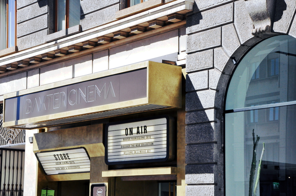 baxter cinema