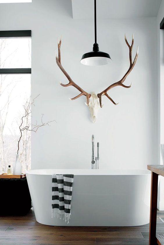 b263a3c93d09 ... per le nuove tendenze dell'arredo bagno. Quindi spazio alla fantasia!  Fonte / Pinterest