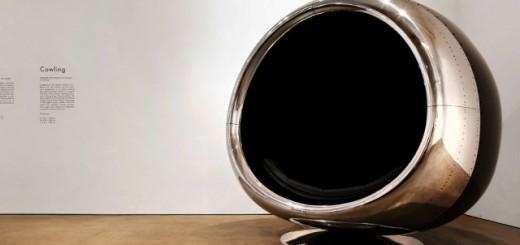 Il reattore di un Boeing 737