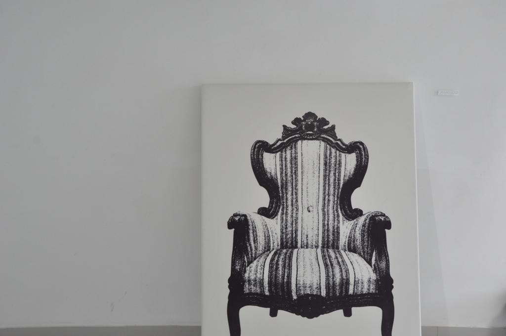 Questa è una sedia vera!