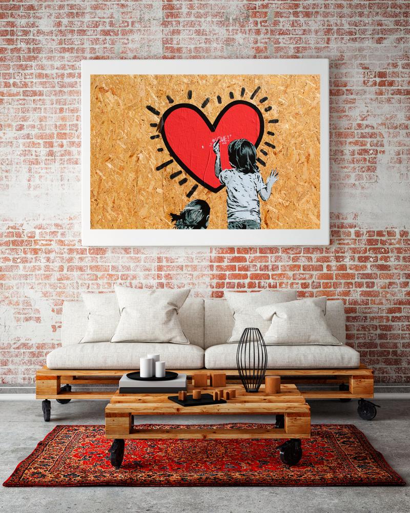 Arredare casa con le opere d arte for Arredare casa blog
