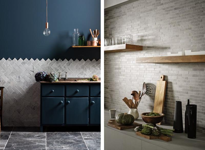 Edilbook ristrutturazioni come scegliere il rivestimento for Piastrelle parete cucina