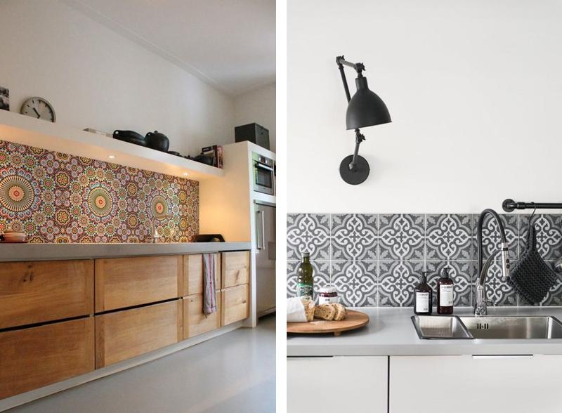 Edilbook ristrutturazioni come scegliere il rivestimento per la cucina - Pannelli per coprire piastrelle bagno ...