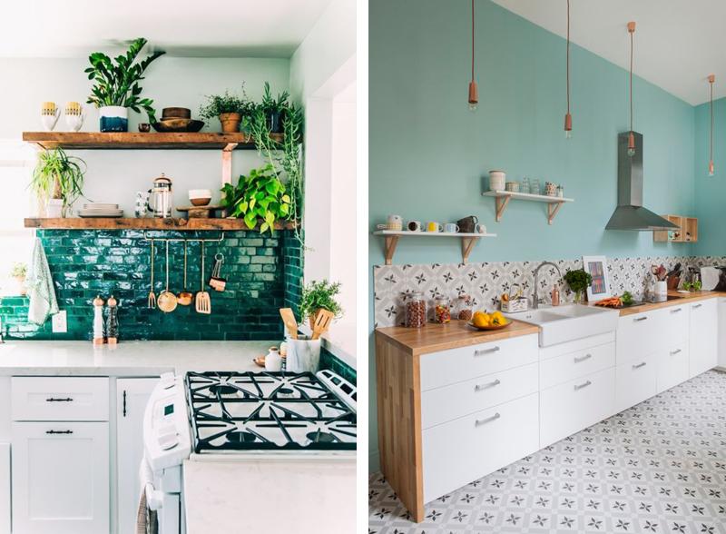 come scegliere il rivestimento per la cucina